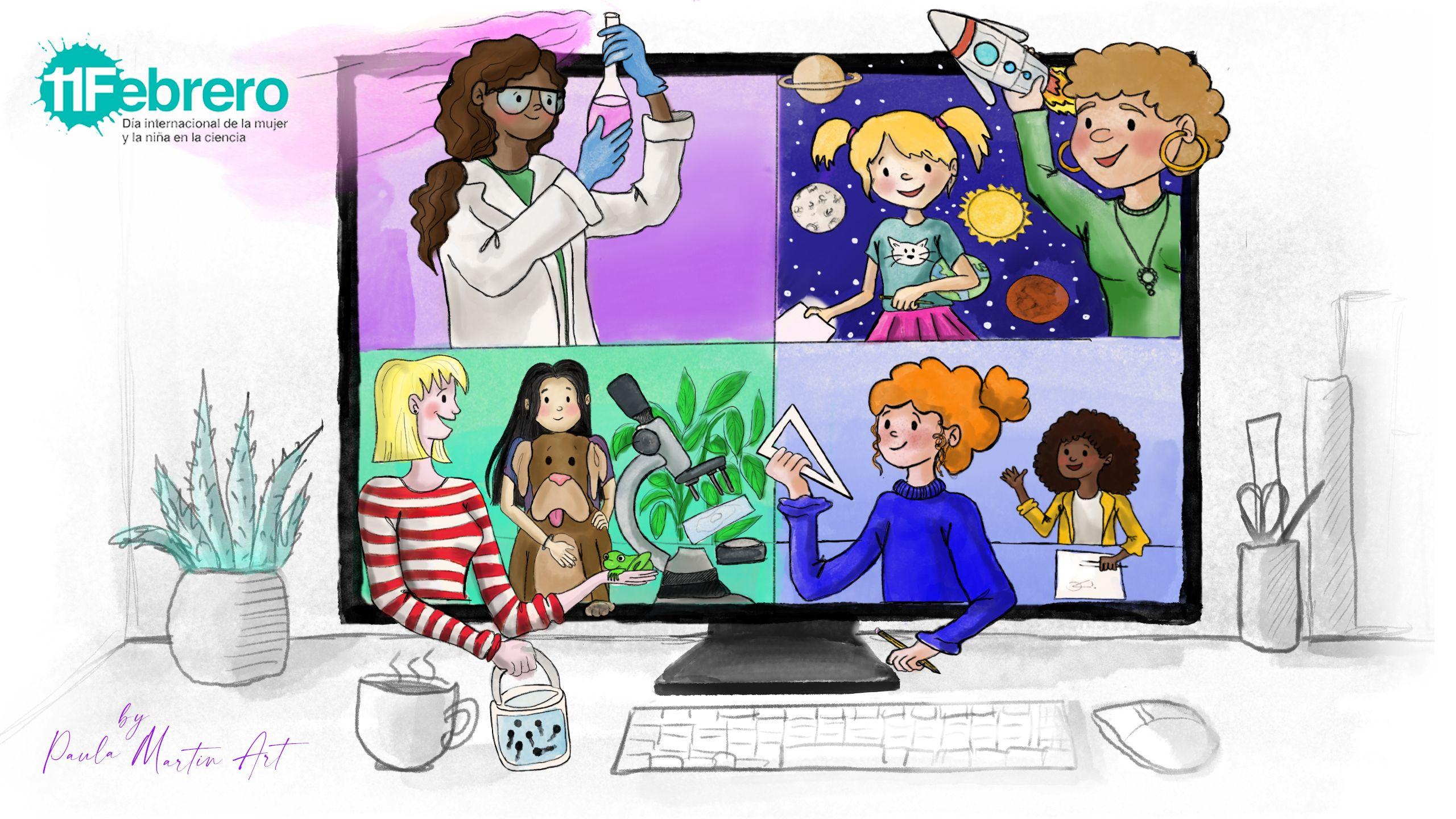Día Internacional de la Mujer y las Niñas en la Ciencia