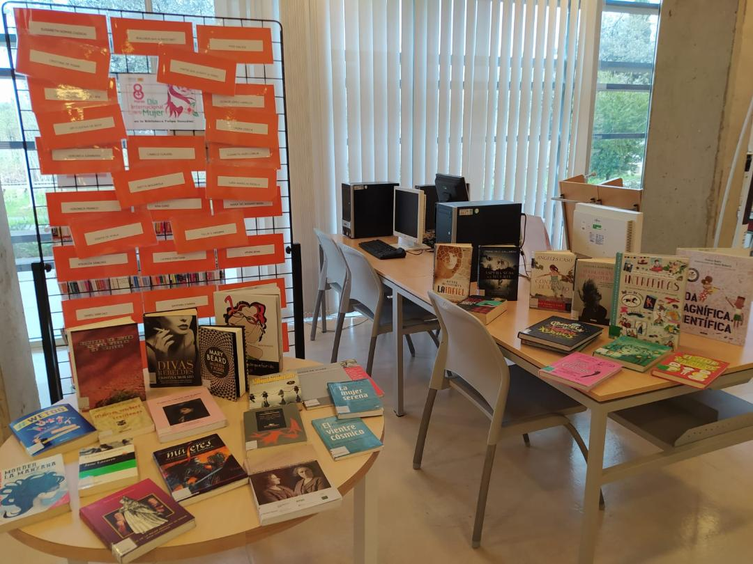Centro de Interés Día Internacional de la Mujer