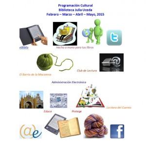 Inscríbete ya a las actividades de marzo