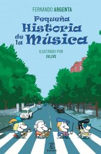 La Biblioteca recomienda… Pequeña historia de la música de Fernando Argenta