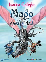 La Biblioteca recomienda… Mago por casualidad de Laura Gallego