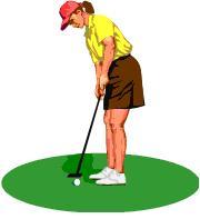 Este verano practica el golf