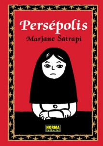 Persépolis para el Club de Lectura