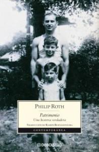 La Biblioteca recomienda… Patrimonio: una historia verdadera de Philip Roth