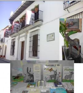 Felicidades Platero y yo en tu 100º aniversario