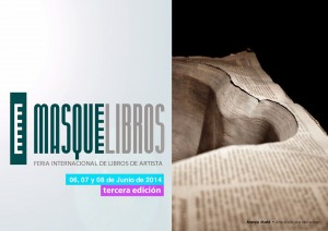 La Biblioteca Julia Uceda se une a la Feria Internacional de Libros de Artista MASQUELIBROS