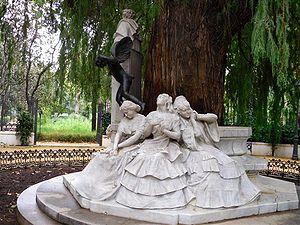 Visita al Parque de María Luisa