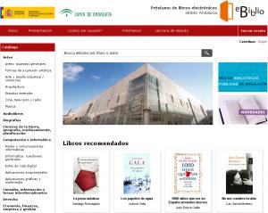 Cómo utilizar eBiblio: la plataforma de libros electrónicos de Andalucía