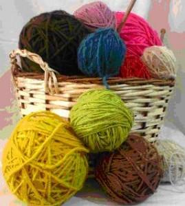 Entre lanas y agujas