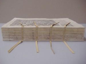 La próxima semana comenzamos con el Taller de Restauración de Libros