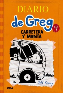Ya tenemos Carretera y manta de Diario de Greg