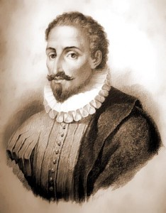 Un soneto a Cervantes de Rubén Darío