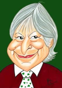 Gloria Fuertes, paloma de la paz