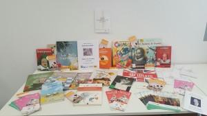 Vamos a celebrar el Día Internacional del Libro en una hora