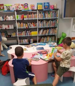 Semana formativa en la biblioteca