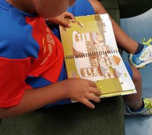 Más formación en la biblioteca