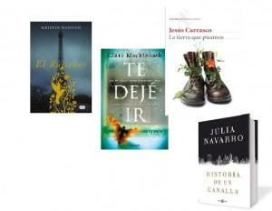 Novedades editoriales para el verano