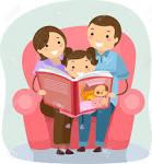 La familia lee