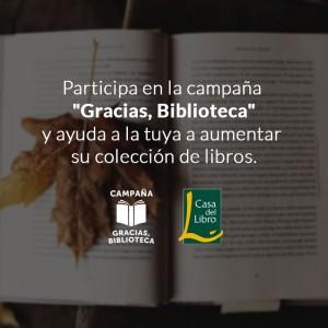 Gracias biblioteca