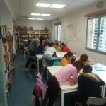 La fábrica de cuentos de la Biblioteca Julia Uceda
