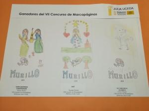 Premiados VII Concurso Marcapáginaas