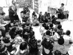 Libros, rimas, yoga y canciones en el Dia del Libro Infantil