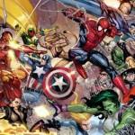 el Universo Marvel en la Julia Uceda