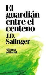 Este martes en el Club de Lectura: El guardián entre el centeno, de J. D. Salinger