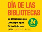 Día de la Biblioteca: Bibliotecas e igualdad de género