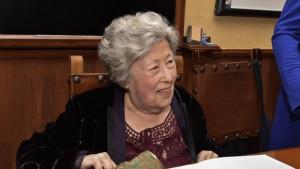 Julia Uceda gana el premio de poesía García Lorca