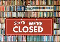 Cierre preventivo de la Biblioteca