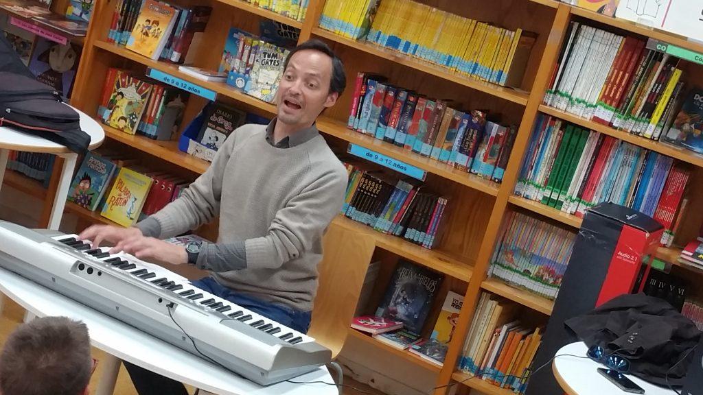 Comienza ¡Música Maestro!