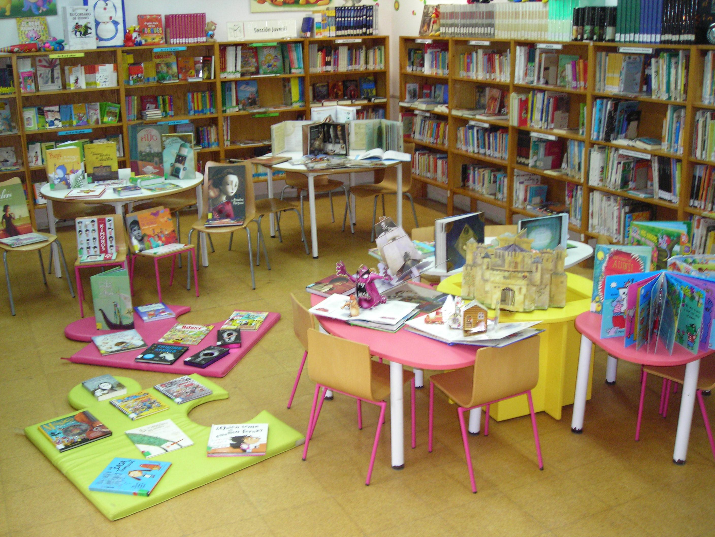 Diciembre 2010 san jer nimo for Partes de una biblioteca
