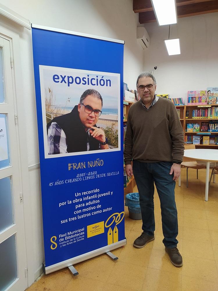 Fran Nuño 2005 -2020. 15 años creando libros desde Sevilla