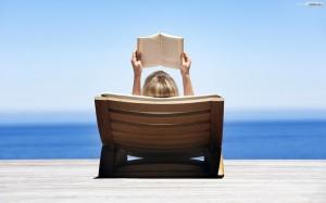 leer en vacaciones
