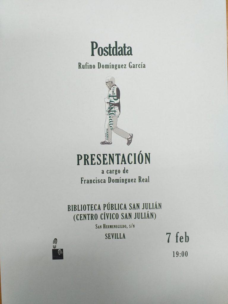 Presentación del libro…