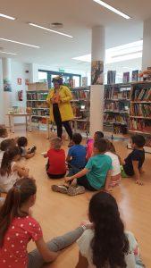Celebramos en la biblioteca el Día Internacional de la Familia