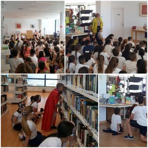 Primer Encuentro de Contadores Infantiles de Torreblanca