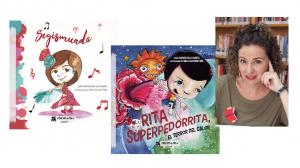 Presentación de los Cuentos Infantiles Segismunda y Rita Superpedorreta, el terror del calor