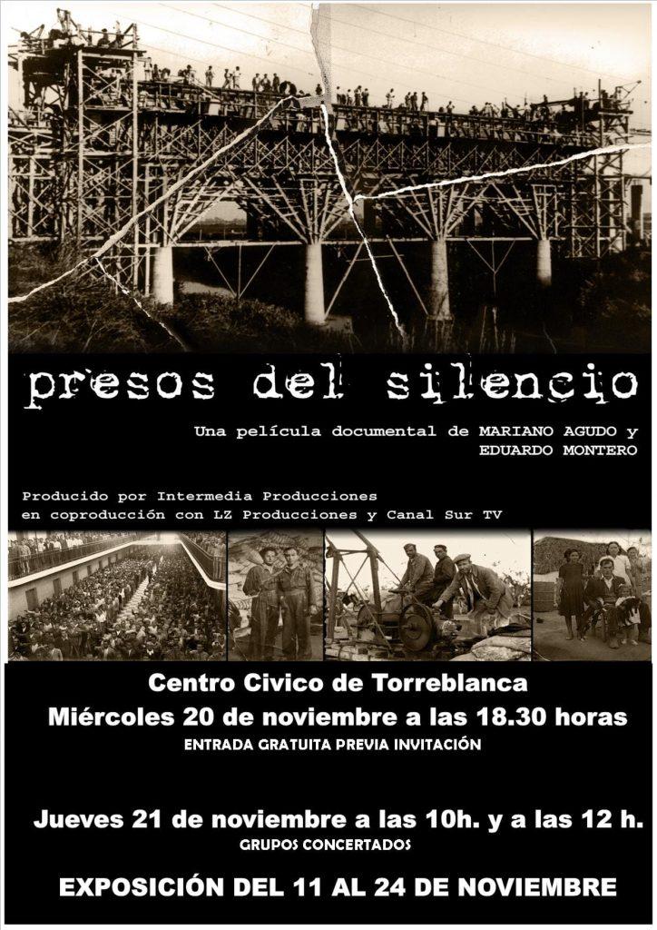 Película documental y exposición en el Centro Cívico de Torreblanca