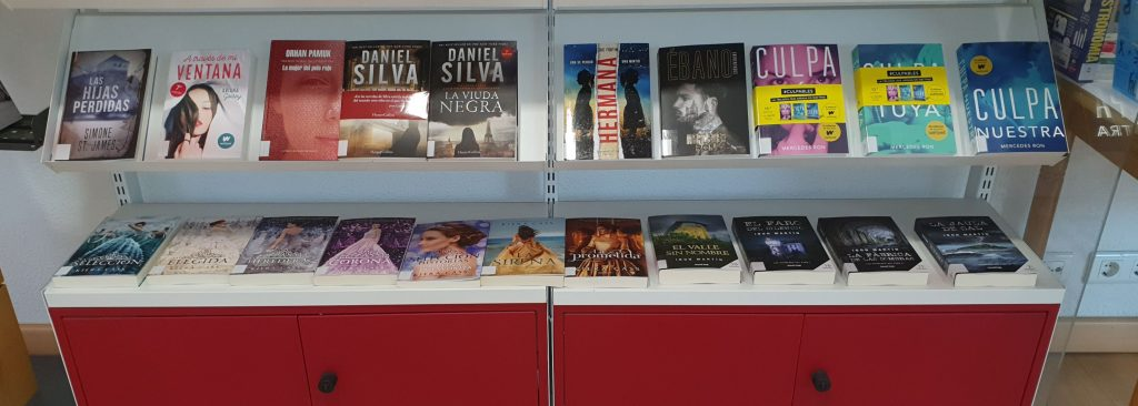 Títulos nuevos en la Biblioteca Torreblanca